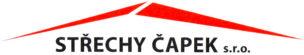 Střechy Čapek Logo